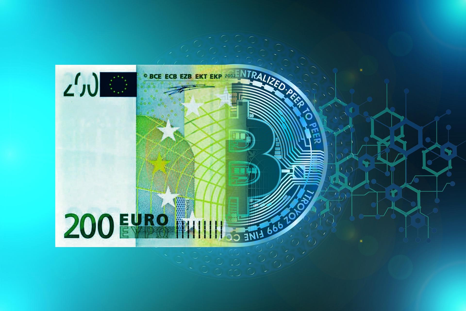 Geld investieren auf Bitcoin Superstar